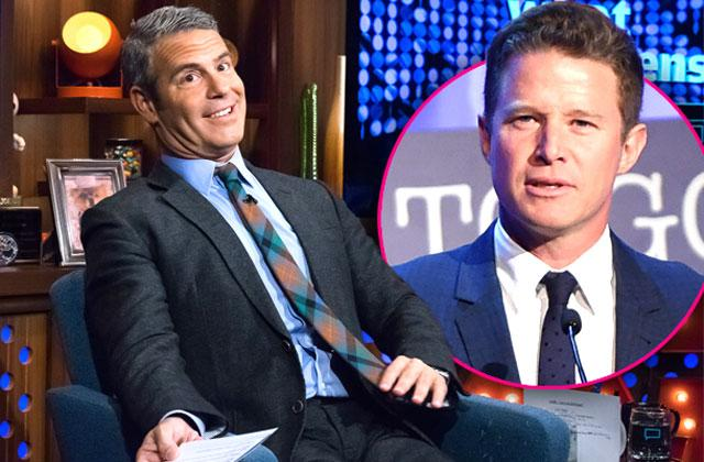 //billy bush andy cohen today pp