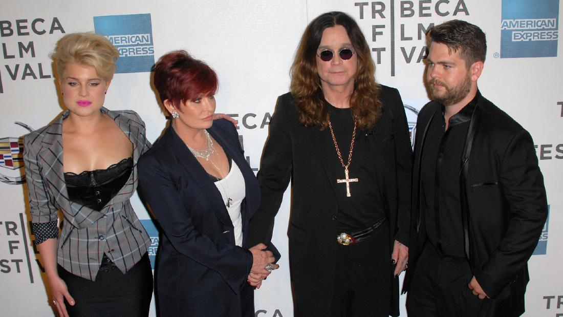 Sharon Osbourne The Osbournes