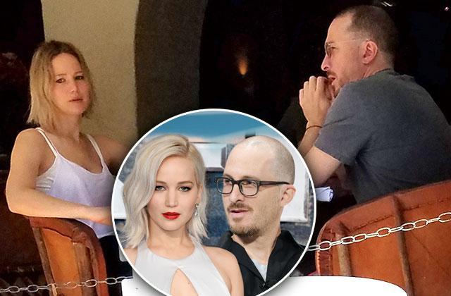 Jennifer Lawrence Darren Aronofsky Boyfriend Date New York
