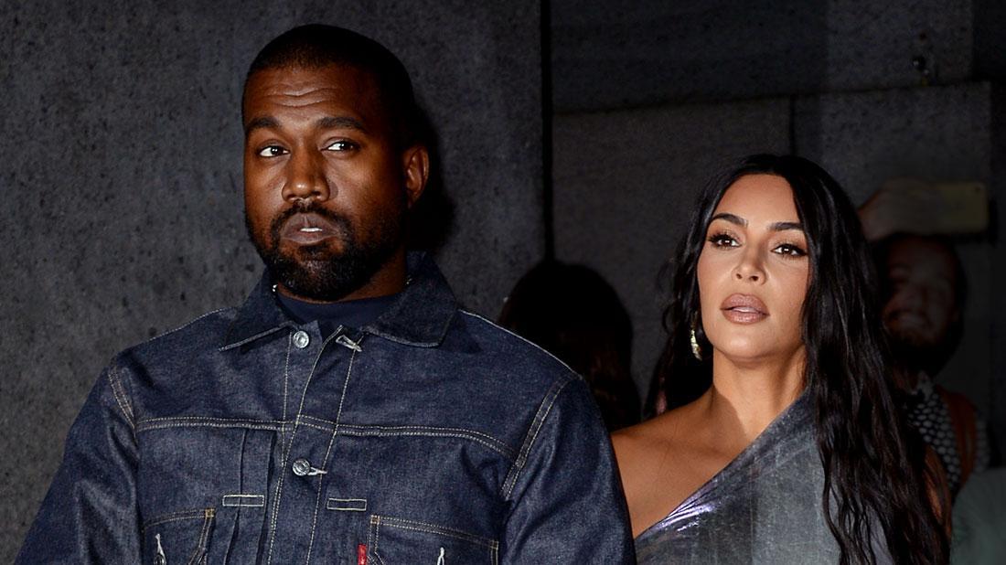 Kim Kardashian & Kanye West Seeing Sex Doctor To Save Their Relationship