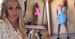 Britney Spears Posts Bizarre Instagram Video, Is 'Desperate For Attention'