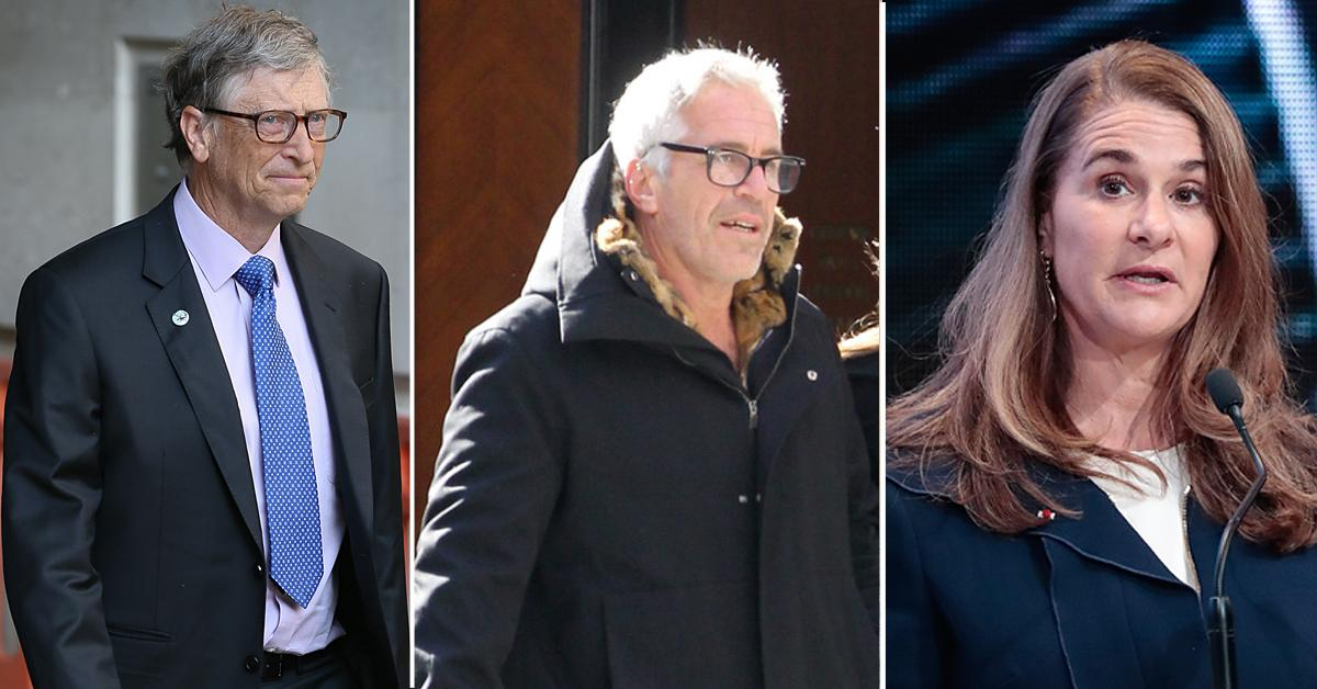 Bill Gates' Wife Melinda Hated Jeffrey Epstein, Warned Her Soon-To-Be  Ex-Husband About Sex Offender