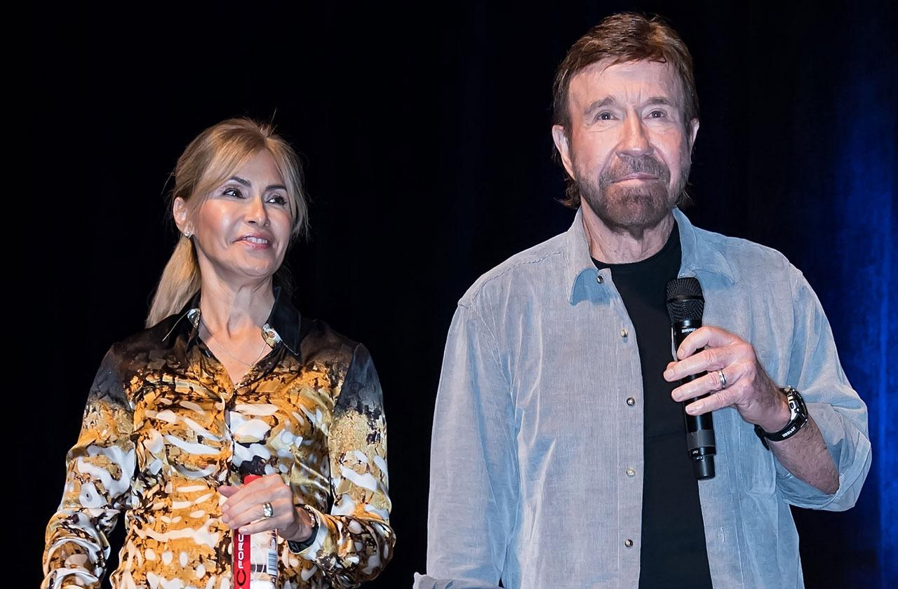 Chuck Norris Sues Drug Companies Poisoning Wife