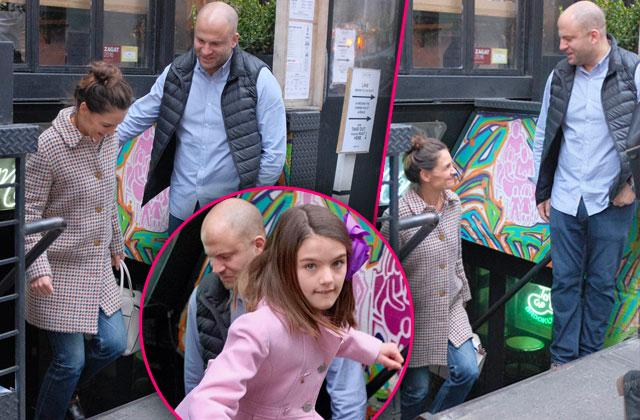 //katie holmes mystery man suri cruise outing pp