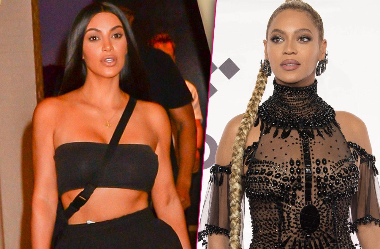 Kim Kardashian Versus Beyonce Catfight Turns Nuclear