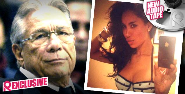 //donald sterling racist rant secret recording v stiviano sex penis size bragging wide