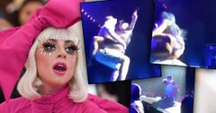 Lady Gaga Falls After Being Dropped By Fan On Stage: Video