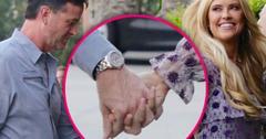 //christina el moussa divorce holding hands new boyfriend pp