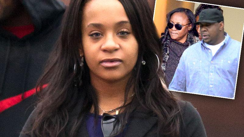 //bobbi kristina brown life support bobby brown pat houston appointed co guardians pp