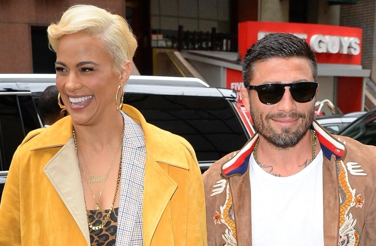 Paula Patton Boyfriend Zachary Quittman Slapped With Divorce Papers