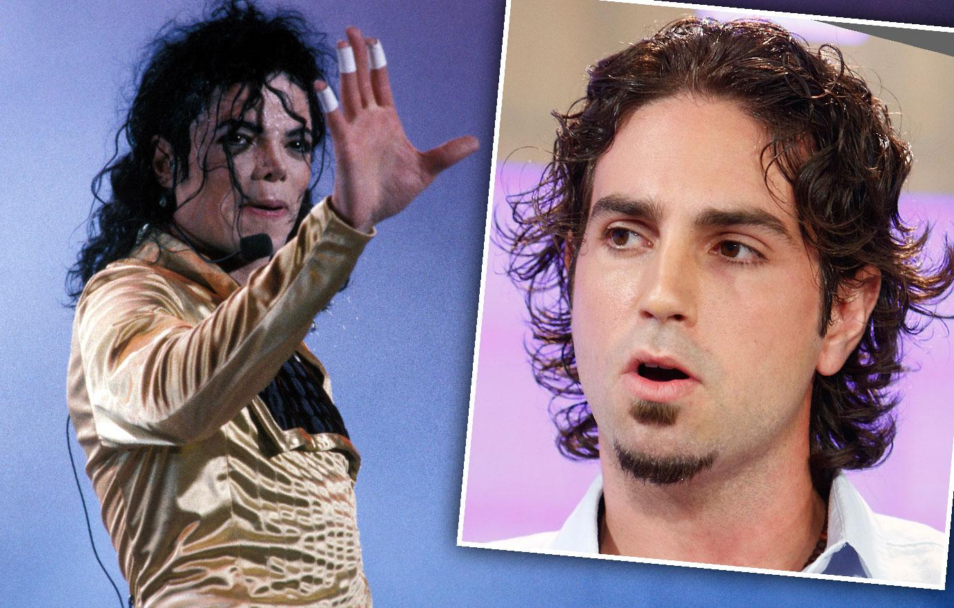 Dancer Wade Robson Alleges Michael Jackson Raped Him
