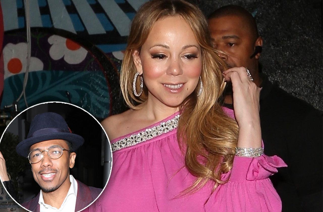 //Mariah Carey Crazy Accusations Manager Stella Reuben Cannon pp