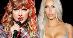 //Kim Kardashian Taylor Swift Feud  pp