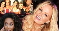 Emma Bunton Puked Mel B Mouth Spice Girls Party