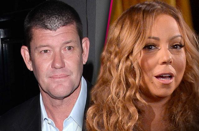 //Mariah Carey James Packer Split Breakup Feud  Million pp