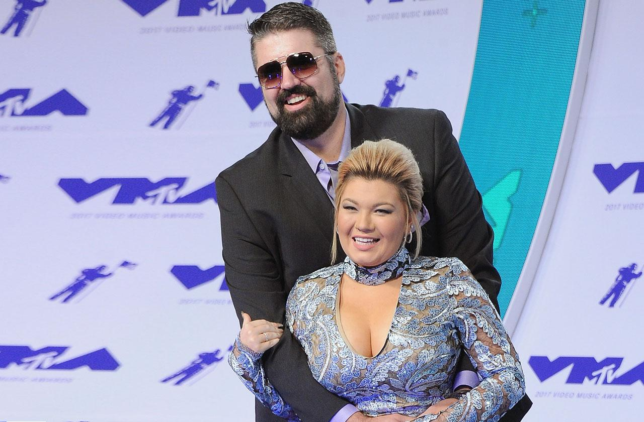//amber portwood baby bump first photo teen mom og pp