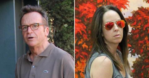 tom arnold divorce fight ex wife  million