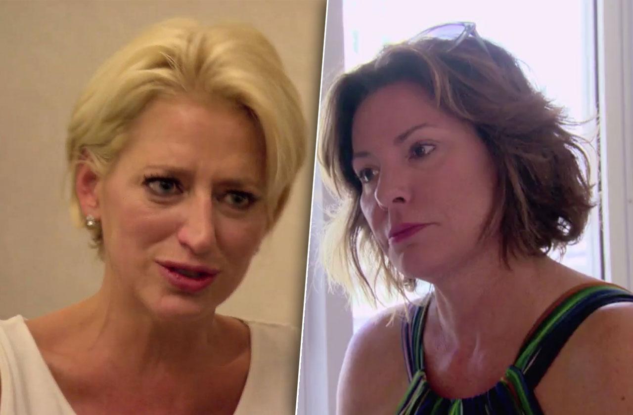 RHONY Dorinda Medley Says Luann de Lesseps Planned To Drink Again Months After Arrest