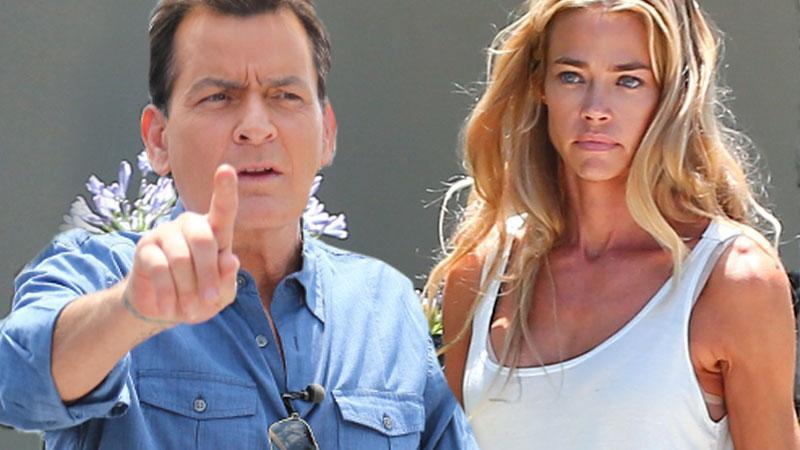 Charlie Sheen Calls Ex-Wife A Heretic Washed Up Piglet Shame Pile