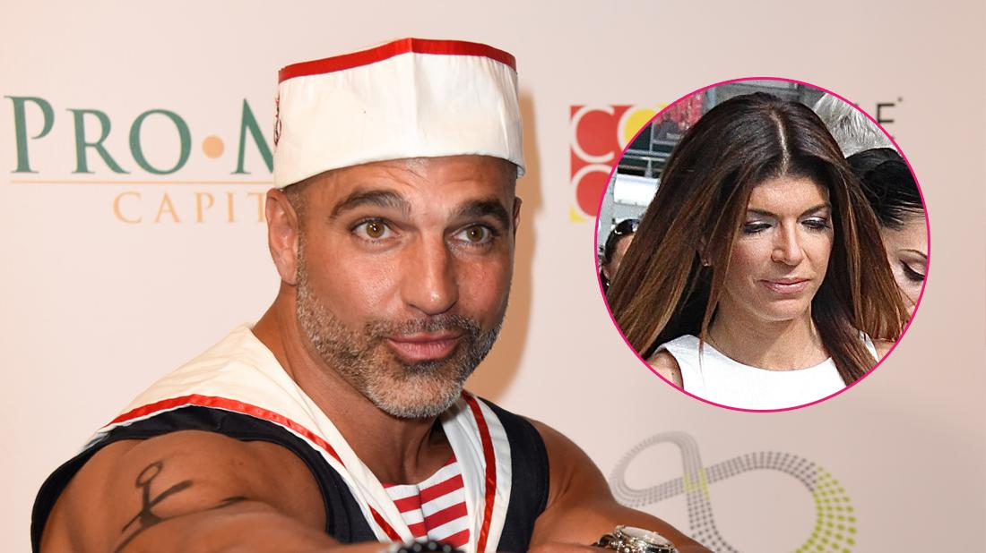 'RHONJ' Star Joe Gorga Dishes On New Comedy Gig Amid Sister Teresa's Marriage Trouble