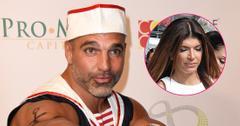 'RHONJ' Star Joe Gorga Dishes On New Comedy Gig Amid Sister Teresa's Marriage Trouble