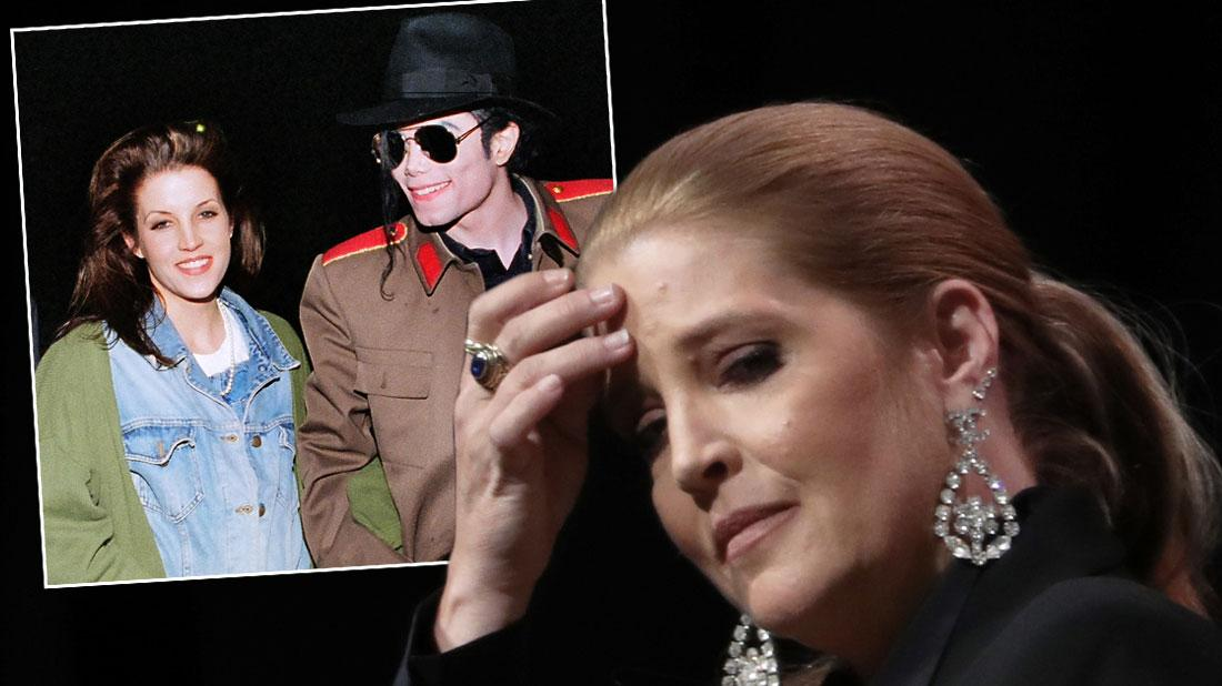 Lisa Marie Presley Writing Tell-All Book About Ex Michael Jackson