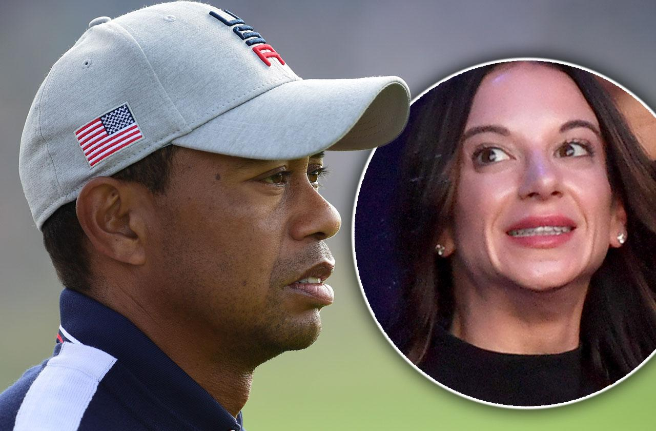 Tiger Woods Girlfriend PDA Relationship Troubles
