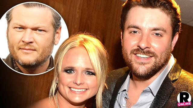 Blake Shelton Miranda Lambert Divorce Chris Young Denies Affair