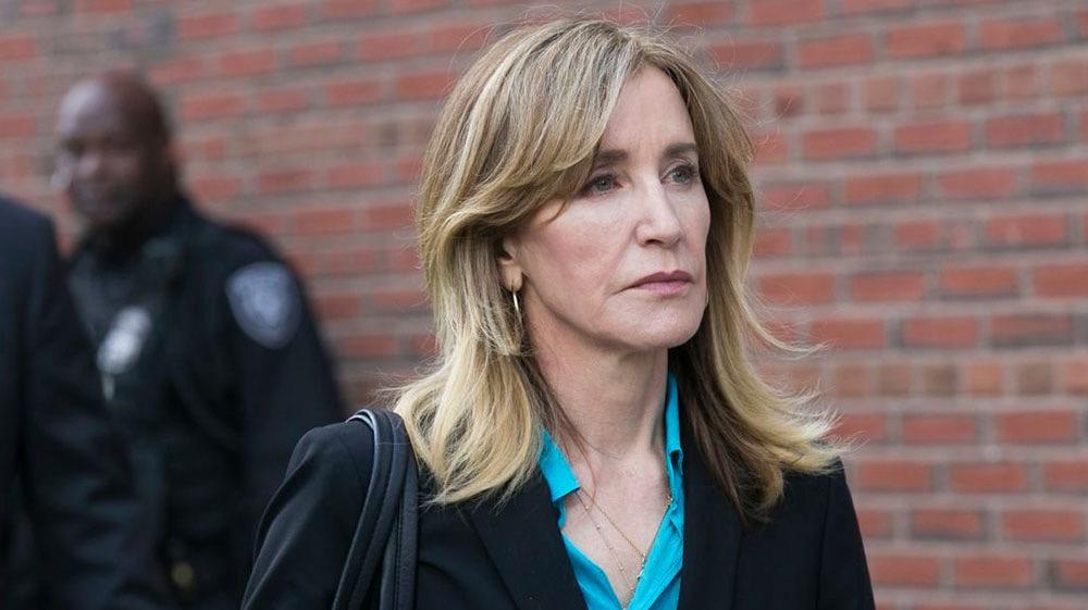 Felicity Huffman Officially Serves Full Sentence For College Admissions Scandal
