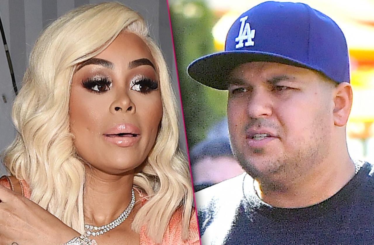 Blac Chyna Slammed E Network Rob Kardashian Lawsuit