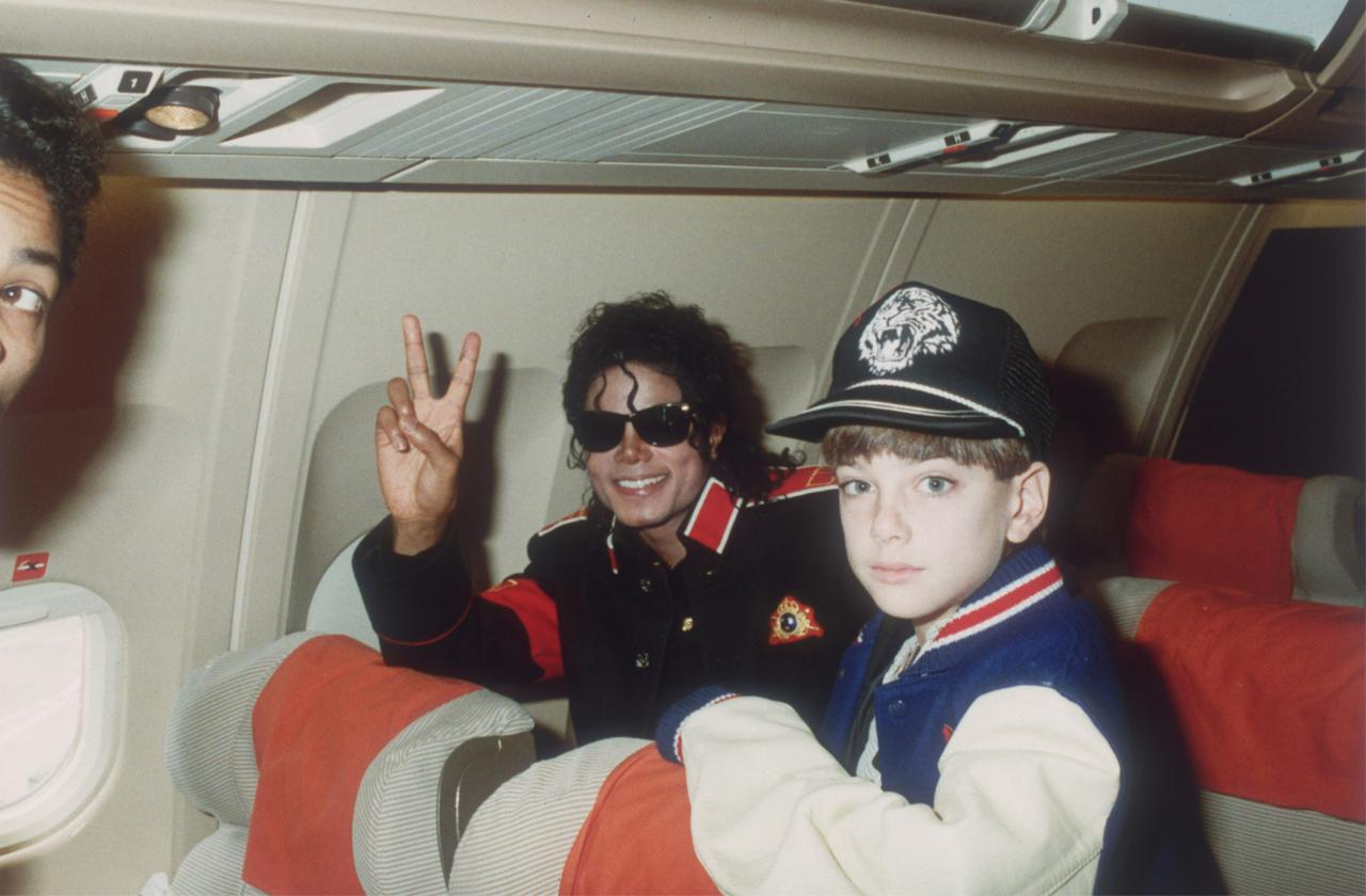 James Safechuck Marriage Ceremony With Michael Jackson