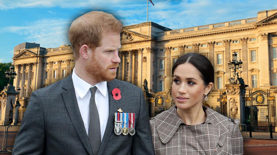 Meghan & Harry Fire Entire London Staff & Close Buckingham Palace Office