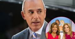 Matt Lauer Not Invited Kathie Lee Hoda Party
