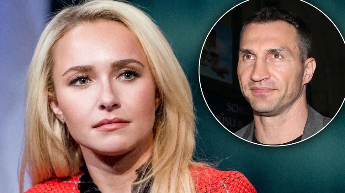 Hayden Panettiere's Boxer Baby Daddy 'Hit The Roof' Over Boyfriend's Alleged Violence