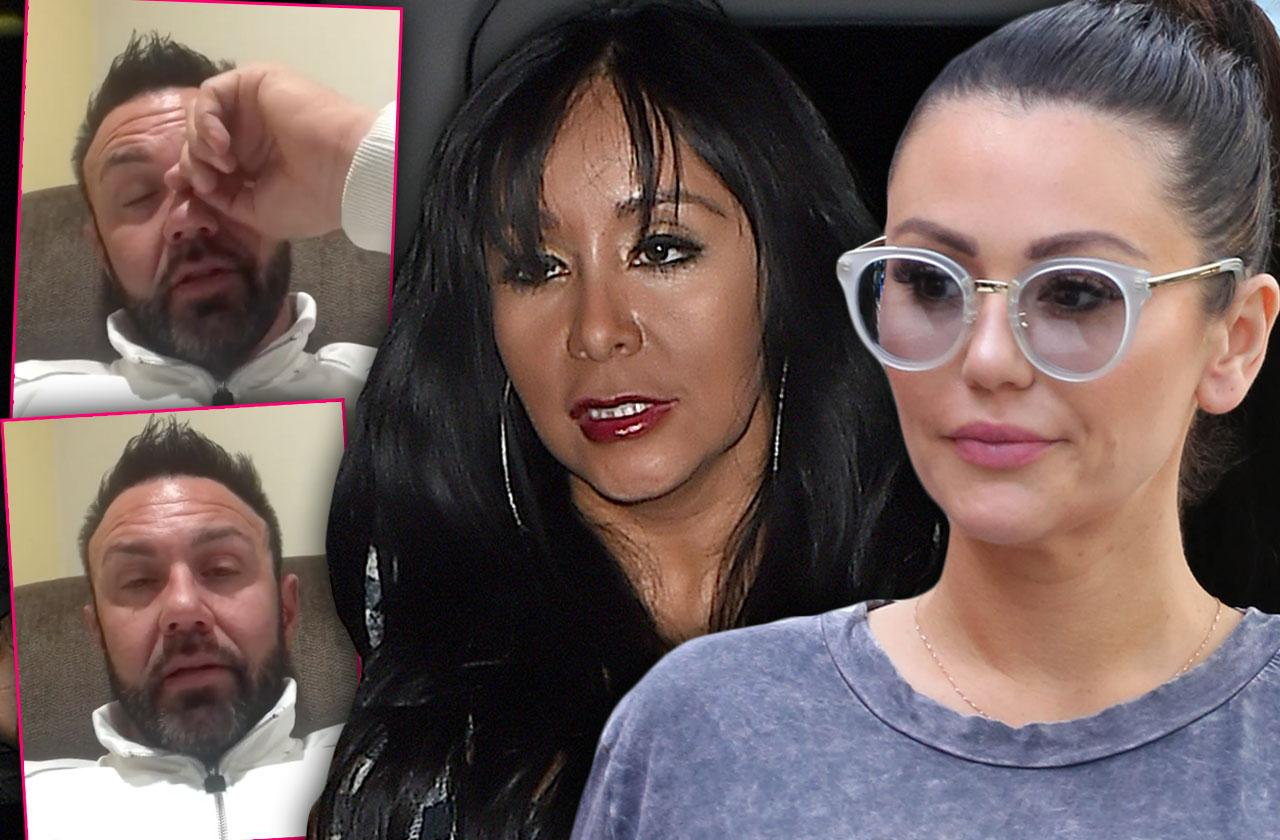 Snooki Shares Video Cops JWoww House Fight Roger Mathews