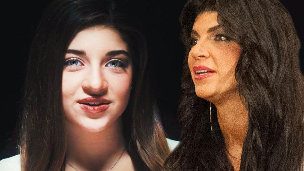 Gia Giudice Pays Tribute To Teresa In 'Just 13' Music Video