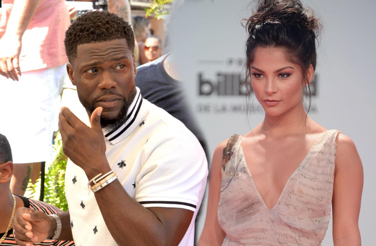 Accused Cheater Kevin Hart's Pregnant Wife Urged To Stay With Him!