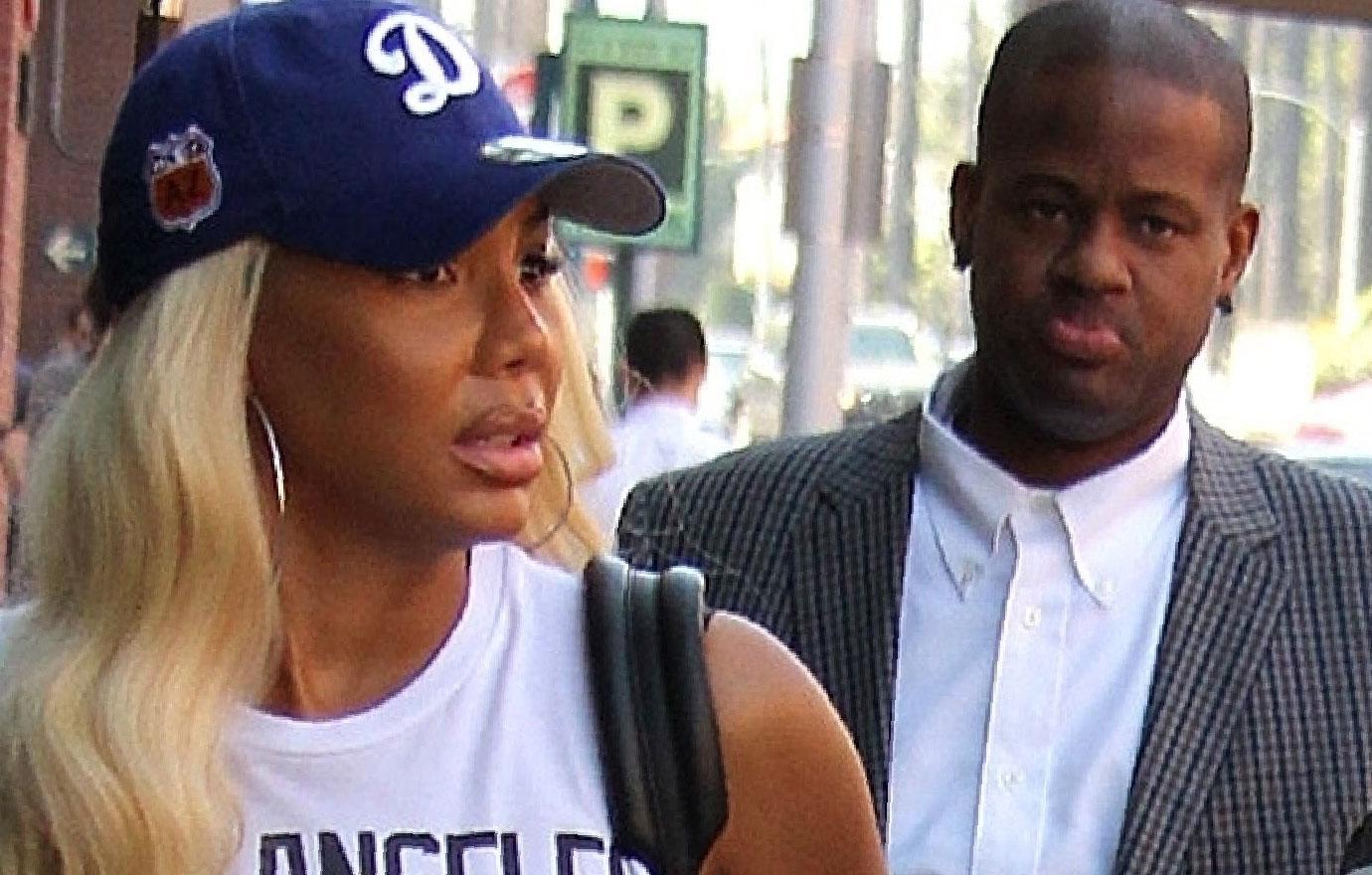 Tamar Braxton Bans Husband Vincent Herbert From Home