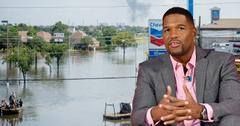 Michael Strahan Won't End Vacation To Cover Hurricane GMA