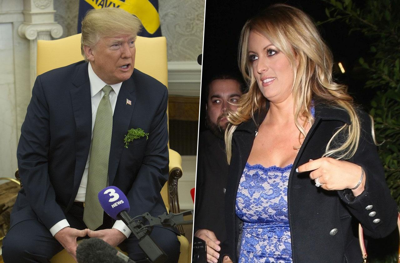 Stormy Daniels Cease And Desist Interview