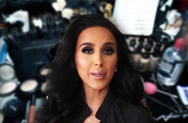 //shahs sunset lilly ghalichi makeup company pp