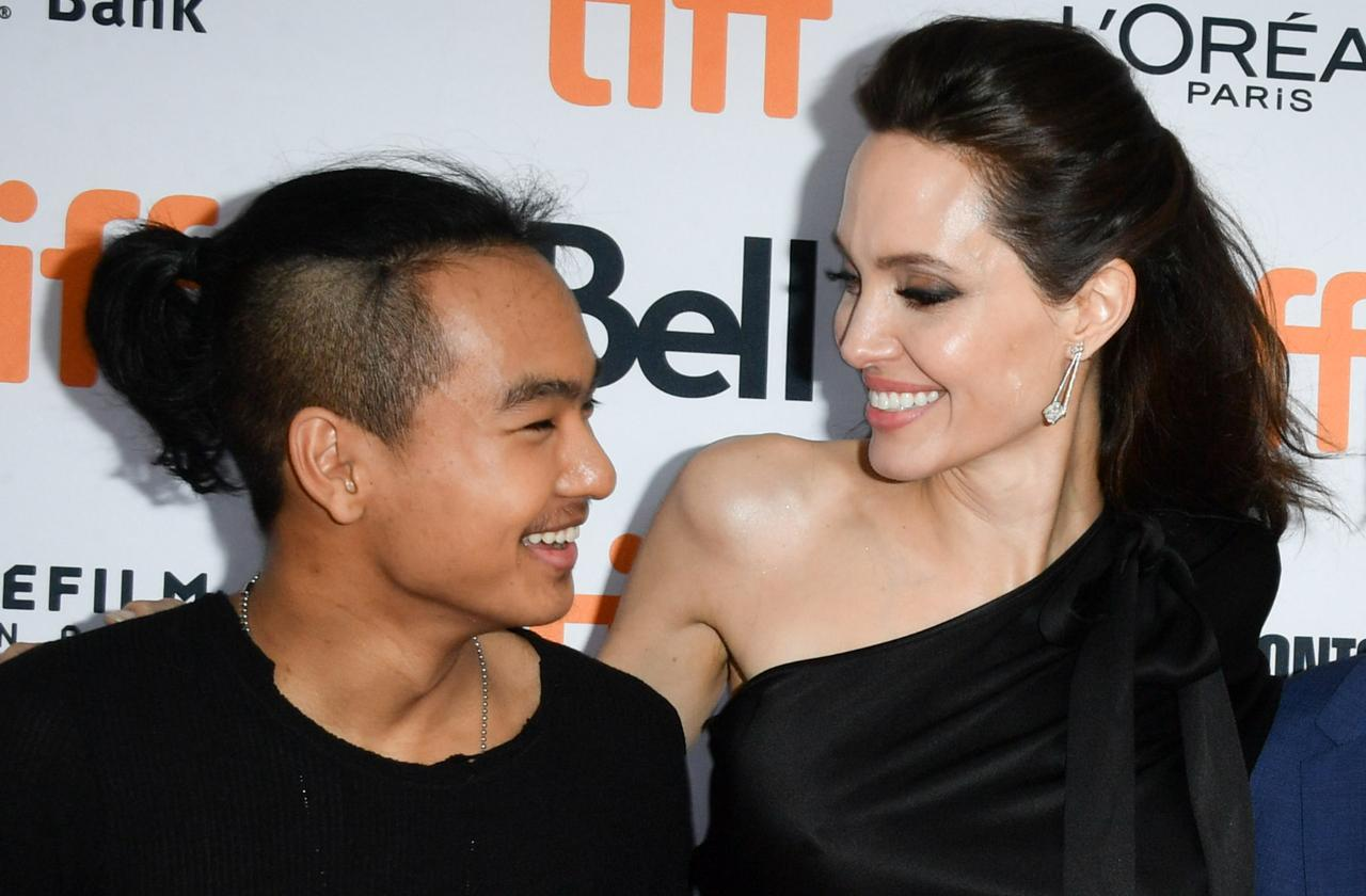 Maddox Jolie-Pitt Hits The Dating Scene – With Mom Angelina Jolie's Blessing