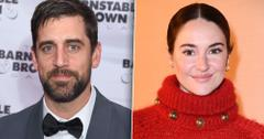 Unexpected Romance! Aaron Rodgers Is Reportedly Dating Shailene Woodley