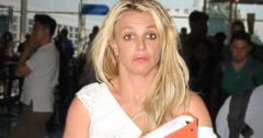 Britney Spears' Dad Requests Conservatorship Control Outside Of California