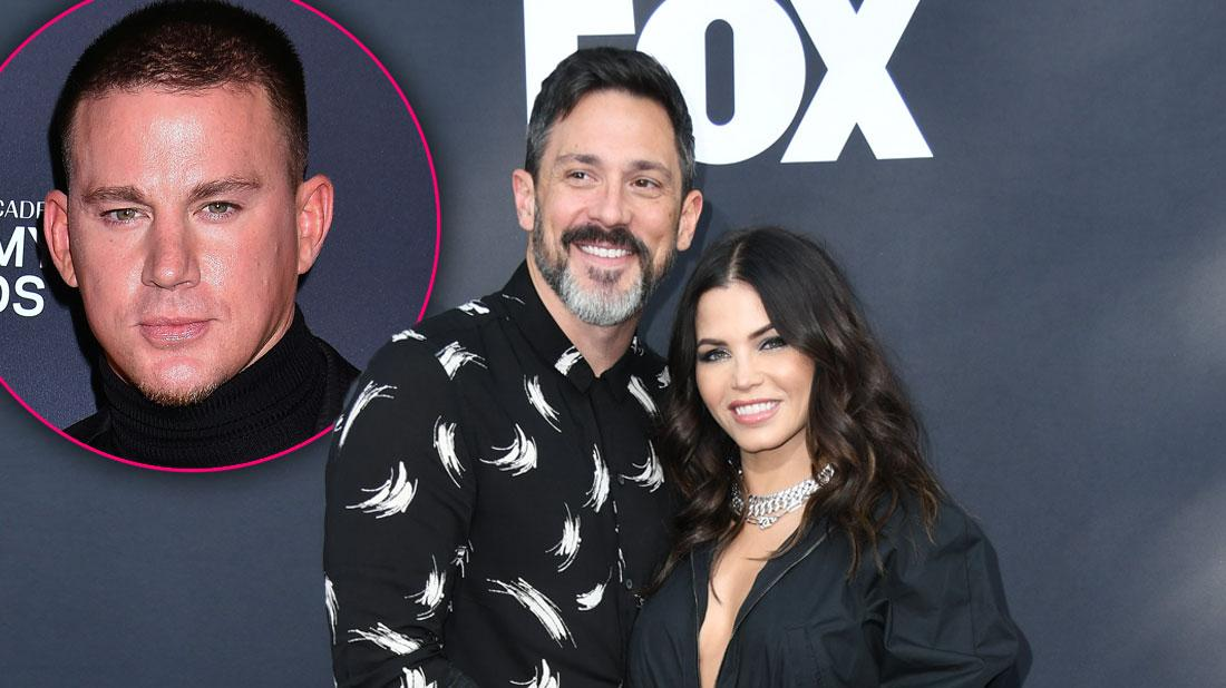Jenna Dewan Engaged To Steve Kazee, Pregnant With His Baby