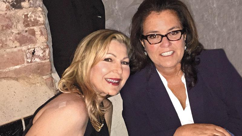 Rosie O Donnell Tatum O'Neal Moved New York Home