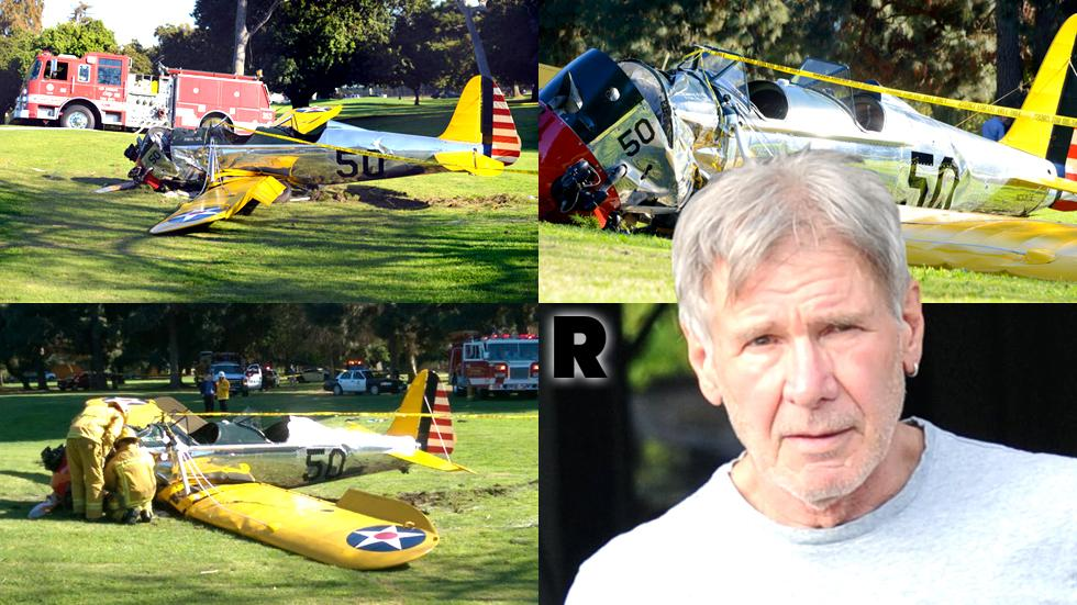 Harrison Ford Plane Crash Details
