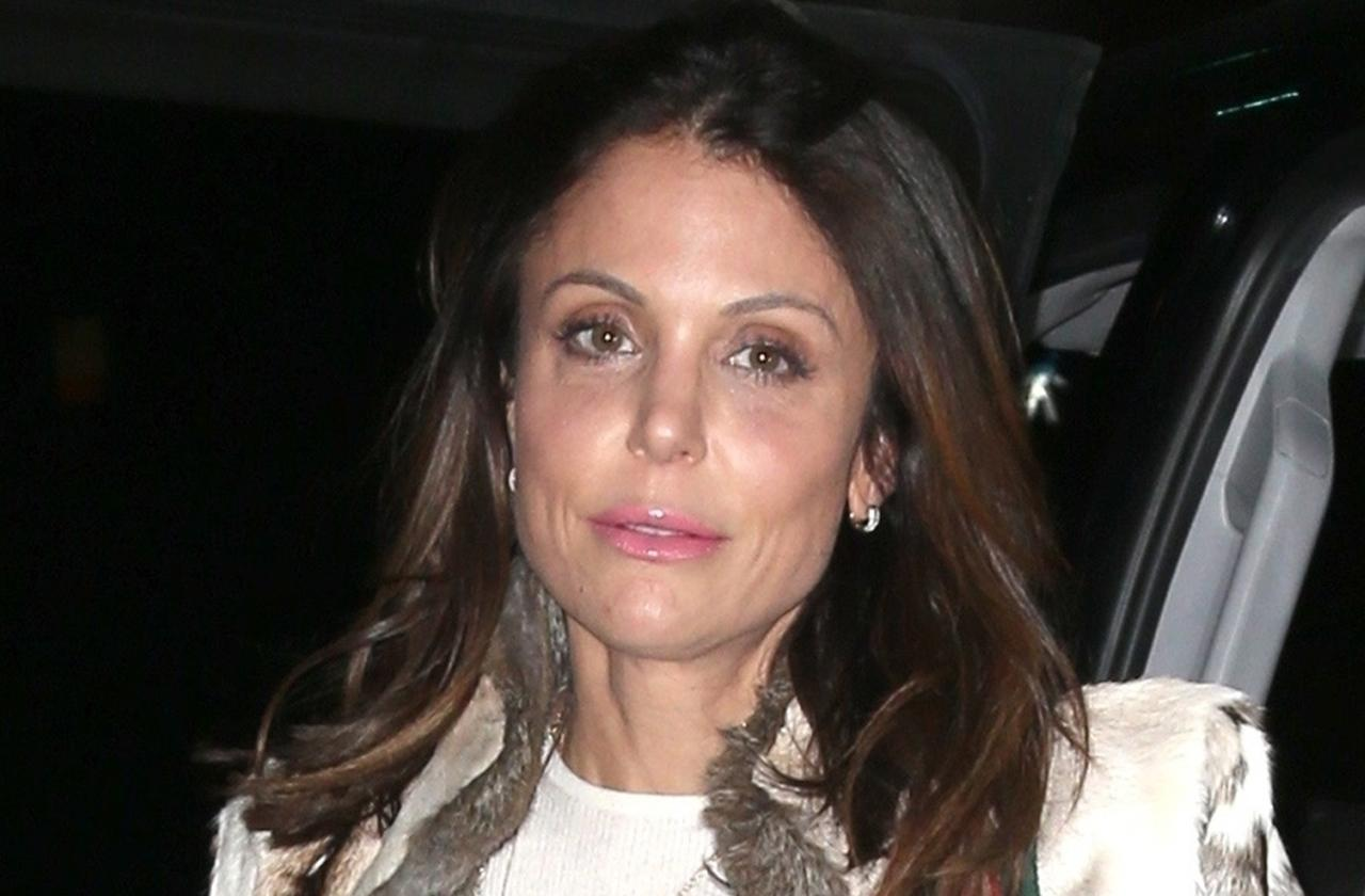 //bethenny frankel quitting real housewives new york city pp