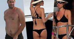 Jay Cutler Kristin Cavallari Bikini Boat Mexico Vacation Pics