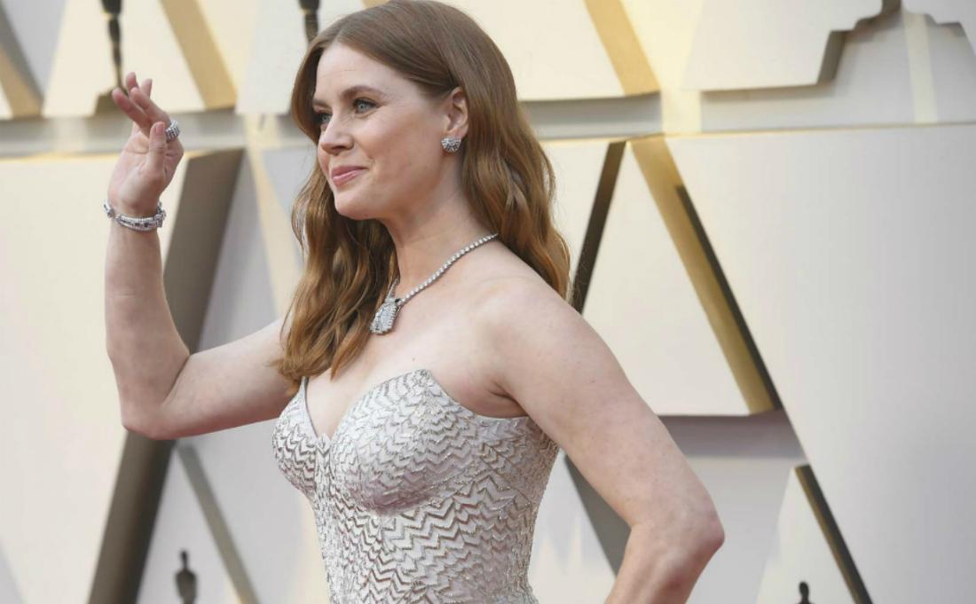 Amy Adams at the 2019 Oscars.